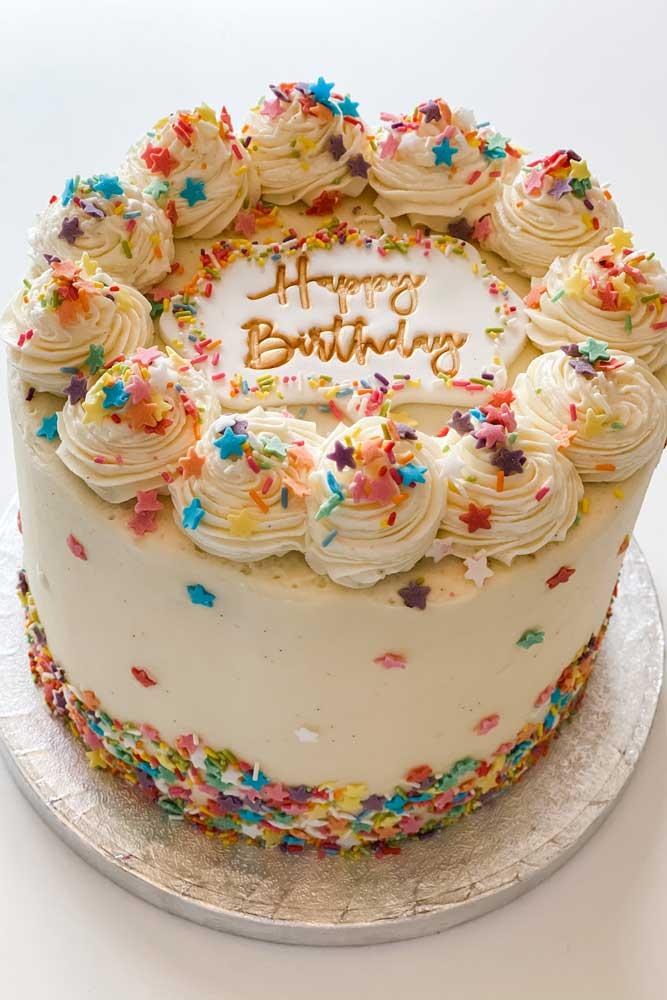 Bespoke Celebration Cakes - Confetti Cakes